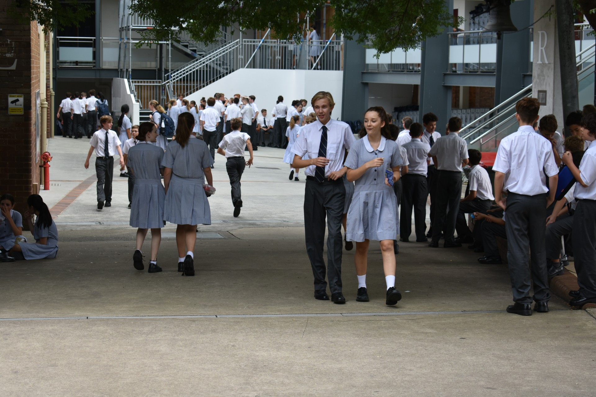 Head of Secondary School - Note Day