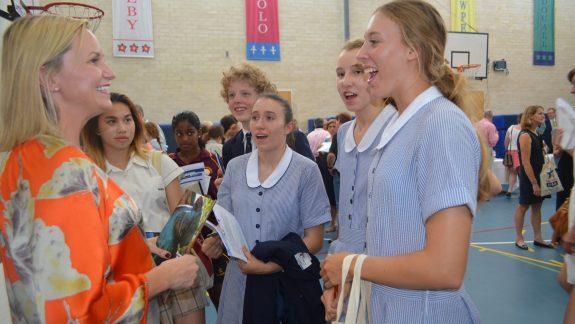 USA College Fair Comes to Redlands