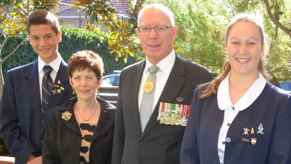 Redlands Community Commemorates Anzac Day