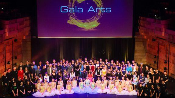 Bright Lights, Big Dreams at Gala Arts