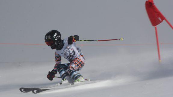 Redlands Skiing Sensation Carves Up The Slopes