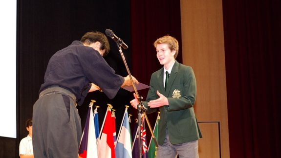Redlands School Captain Rounds Out The Final Medal Tally