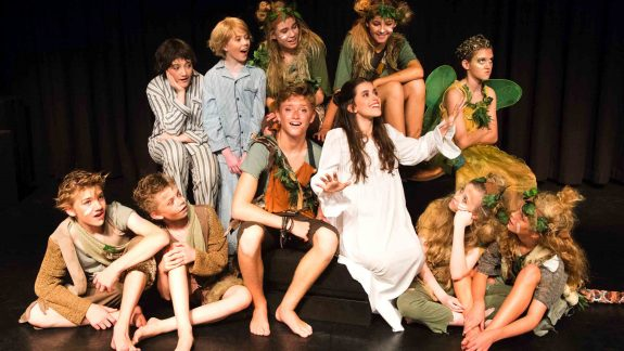 Redlands Students Bringing Peter Pan To The Stage
