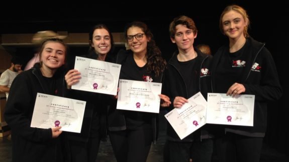 Mastering The Bard: Redlands Students at State Shakespeare Carnival