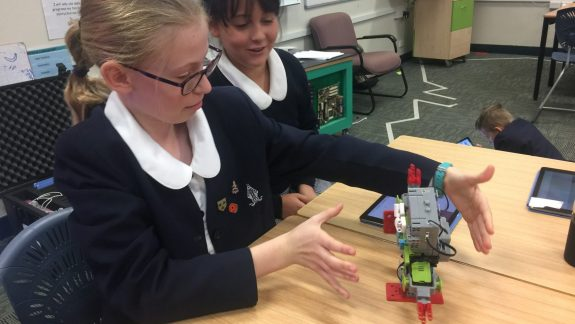 Full STEAM Ahead for Redlands Students