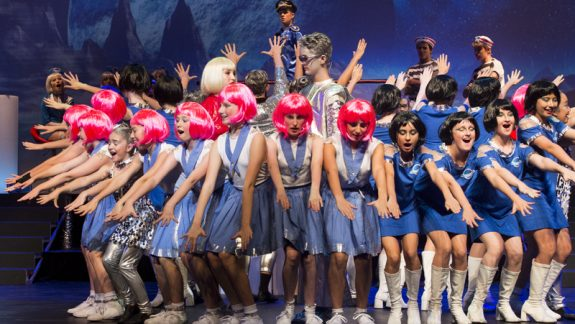 Redlands Musical Was 'Out Of This World'