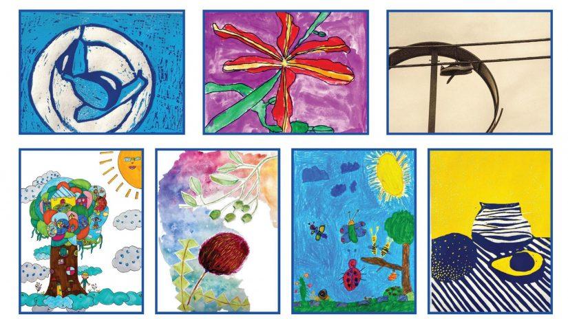 Redlands Arts Cards thumbnail