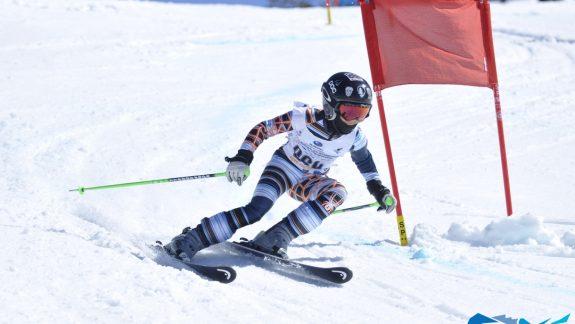 Six National Champions at Snowsports Interschools