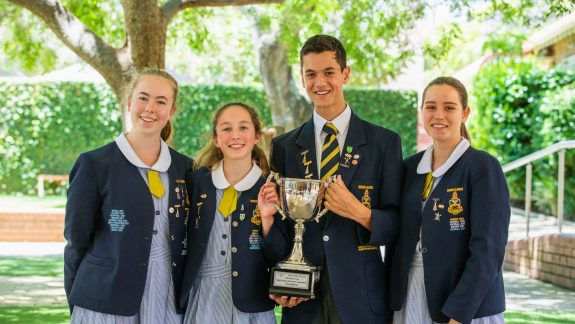 Science Olympiad Gold Medals and Mooting Grand Final Champions