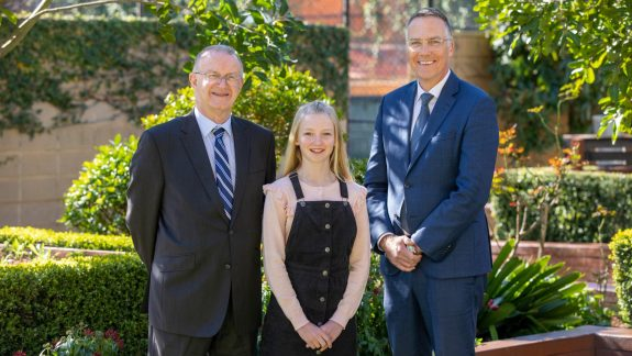 Inaugural Peter Lennox Scholarship Awarded